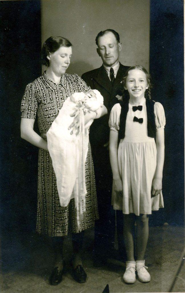 The Jonasson caretaker family